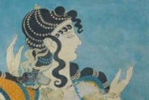 HISTORY:  Ancient + Art / by Joy Watts