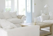 White Rooms / by Claudia Zinzan | Father Rabbit Limited