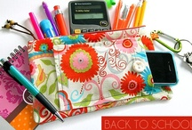 purse and school / this is stuff that would be smart to carry around, and preparing for school  / by Robin Vuitch
