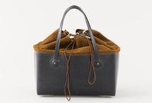 Bags and baskets / by Lies van der Velde