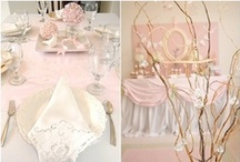 **shabby chic~vintage birthday party ideas** / by Chong T. Moua