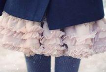 Fashion Fall/Winter / by Sherry Nowicki
