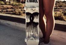 Skate Life. / by Charnele Ashlee