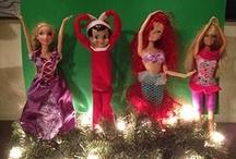Elf on the Shelf ideas / by Nikki Hershey