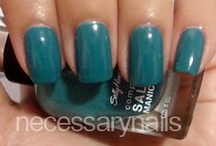 Nail polish! / by Morgan