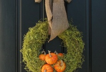 Seasonal Autumn..Thanksgiving / Everything Autumn.. food, decor, crafts / by Lesley McQuade