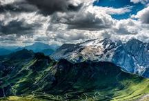 Mountains / Breathtaking views of #mountains from all over the world / by NeoStrata.com