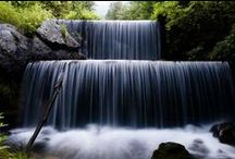 Waterfalls / Is there anything more beautifully powerful than a #waterfall? / by NeoStrata.com