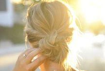 { Hair & Makeup } / by Carey