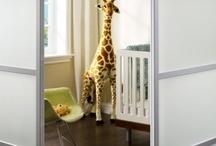 Nursery & Children's Room / by The Sliding Door Company ❤