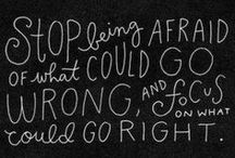Wise Words / by Caitlyn Denham