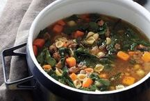 .{ Soup, There it Is } / Soups, Stews & Chili / by Carey