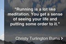 { Runningpalooza } / Running, Yoga & Working Out / by Carey