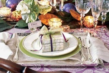 Tablescapes / by Carol Farrow