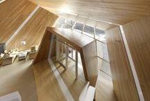 Architecture / by Karina Villouta Mery