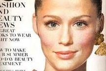 The Models: Lauren Hutton / by Carol Farrow