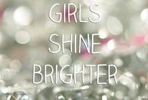 I Am That Girl - Wondrous Woman - Polish My Crown / Empowering Women! / by Vicki Villarreal