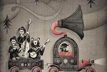 Illustrations Unique / by Gretchen Schiddel