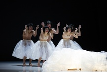 All Kylian / Photos from our performance of All Kylian. We performed Jiri Kylian's Wings of Wax, Tar and Feathers, and Symphony of Psalms  / by Boston Ballet