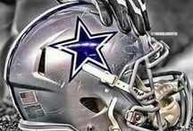 Dallas Cowboys / 5-time Super Bowl Champs!! Nothing would be complete with America's team! The Dallas Cowboys / by Dallas Single Mom