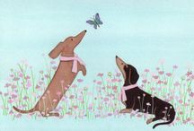 *doggy items / *cute dog stuff to buy or make / by Holly Lamont