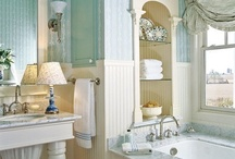 Inspiration: Master Bath / Ideas for the spa-style I'm shooting for in my master bathroom / by Erin McLaughlin