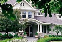 home sweet home / by Jamie Sharkey