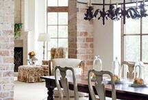 Inspiration: Dining Room / Dining room ideas / by Erin McLaughlin