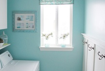 Inspiration: Laundry / Laundry room ideas / by Erin McLaughlin