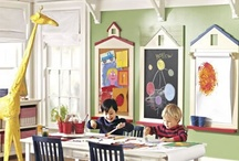 Homeschool room / by A E