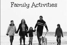 Family / by Kendra Corbin