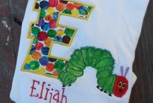 Party Theme: The Very Hungry Caterpillar / A party theme based on the book The Very Hungry Caterpillar / by Erin McLaughlin
