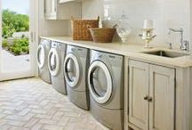 Decor - Laundry Rooms / by Sunny Gibson