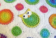 For Yarn's Sake / Crochet, knit, and anything else that is yarn related! / by Kristina