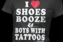 TattOos / by Samantha Maietta