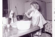 Vintage Kitchen / by Barbie S.