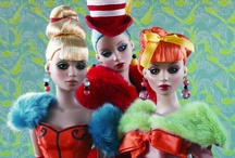 Fairy Tale Inspired - Tonner Doll Company / These are some of our Tonner Doll creations in the category of fairy tale inspiration, a marvelous blend of whimsy and fashion.  / by Tonner Doll Company