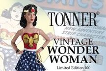 2014 San Diego Comic Com - Specials / special LE items for 2014 San Diego Comic Con / by Tonner Doll Company