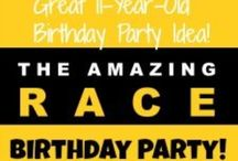 Em's Birthday Party Ideas / by Tessa Johnston