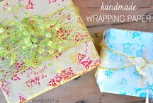 GIFT WRAPPING / by Tami Horovitz