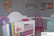 baby room ideas / by Jennifer Hill