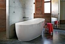 Bathrooms / by Morgan Virginia Bradshaw