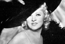 Mae West  / by Teresa Hasty