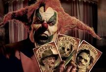 Creepy  Clowns / by Teresa Hasty