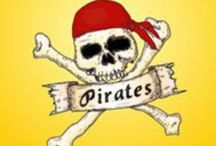 P@яTy: Pirate  / by Teresa Hasty