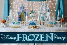 P@яTy: Frozen / by Teresa Hasty