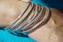 Jewelry by J.Combrinck. / Johan is part of the husband and wife team of BAG-A-PONCHO. / by BAG-A-PONCHO Clarens (SA)