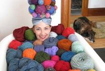 What to do With Wool / wool is the best / by Karen Meyers