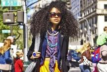 big bold and bright fashion:) / by Bruceann Owen