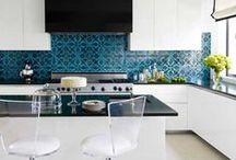 Interior Design: Kitchens / by Alexandra Karina Rodriguez~Castro